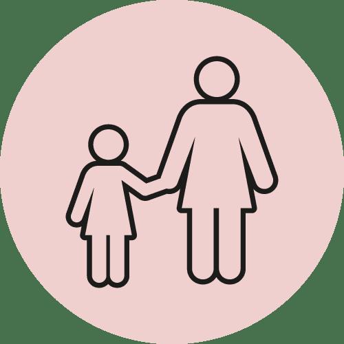 facial hair growth may be hereditary